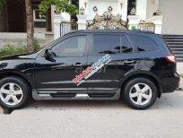 Bán Hyundai Santa Fe AT năm 2007, màu đen, nhập khẩu nguyên chiếc còn mới