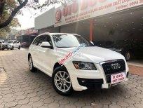 Bán Audi Q5 2.0T năm sản xuất 2011, màu trắng, nhập khẩu nguyên chiếc chính chủ giá cạnh tranh