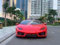 Bán Lamborghini Huracan 2015, màu đỏ, nhập khẩu