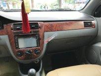Bán xe Daewoo Lacetti năm sản xuất 2008, màu đen