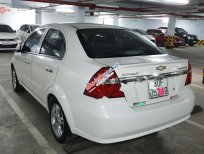 Bán Chevrolet Aveo LTZ 1.5 AT đời 2014, màu trắng số tự động