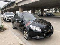Cần bán lại xe Chevrolet Aveo LT năm 2018, màu đen xe gia đình giá cạnh tranh