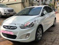 Cần bán gấp Hyundai Accent 1.4 MT năm sản xuất 2011, màu trắng, nhập khẩu nguyên chiếc số sàn giá cạnh tranh