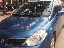 Cần bán xe Nissan Tiida đời 2007, xe nhập số tự động, 268tr