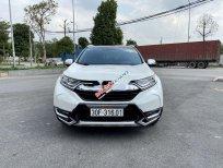 Bán Honda CR V 2018, màu trắng, nhập khẩu Thái