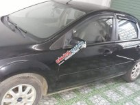 Bán Ford Focus sản xuất năm 2009, màu đen, 190tr