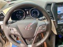 Bán xe cũ Hyundai Santa Fe 2.2L 4WD đời 2018, màu nâu