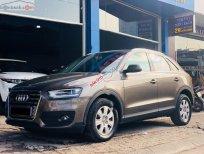 Cần bán lại xe Audi Q3 Quattro 2.0 sản xuất năm 2014, màu nâu, xe nhập giá cạnh tranh