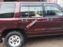 Cần bán xe Isuzu Trooper SE 2002, màu nâu còn mới, giá chỉ 99 triệu