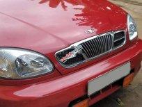 Bán Daewoo Lanos năm 2001, màu đỏ, giá tốt
