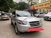 Cần bán xe Hyundai Santa Fe 2009, màu bạc, xe nhập chính chủ