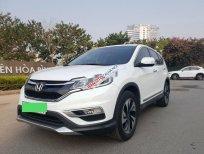 Cần bán lại xe Honda CR V 2.4AT 2016, màu trắng như mới, giá tốt