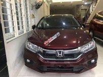 Cần bán Honda City 1.5 AT năm sản xuất 2018, màu đỏ