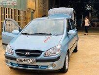 Cần bán xe Hyundai Getz 1.1 MT đời 2009, màu xanh lam, xe nhập, giá tốt
