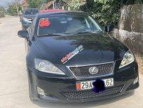 Cần bán xe Lexus IS 250 sản xuất năm 2007, nhập khẩu chính chủ