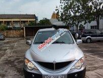 Bán ô tô Ssangyong Actyon năm sản xuất 2007, màu bạc, nhập khẩu nguyên chiếc, số tự động, giá tốt