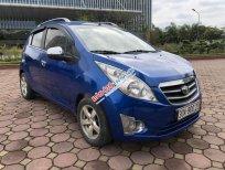 Bán xe Daewoo Matiz Groove 2010, màu xanh lam, nhập khẩu