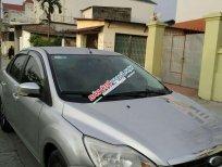 Cần bán lại xe Ford Focus 1.8 MT sản xuất năm 2009, màu bạc xe gia đình