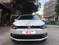 Bán Volkswagen Polo 1.6 AT sản xuất năm 2018, màu trắng, xe nhập