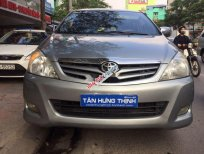 Cần bán Toyota Innova 2.0G sản xuất năm 2011, màu xám, giá chỉ 395 triệu