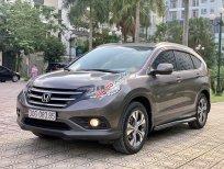 Cần bán xe Honda CR V 2013, màu xám còn mới