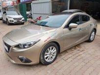 Xe Mazda 3 1.5AT đời 2016, màu vàng, biển đẹp Hà Nội