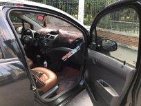 Cần bán lại Chevrolet Spark sản xuất năm 2012, màu đen, xe nhập, số tự động