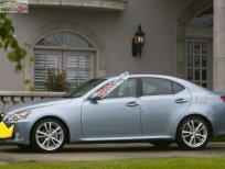 Cần bán Lexus IS 250 2007, màu xanh lam, xe nhập