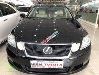Cần bán xe Lexus GS 3.5L năm 2010, màu đen, xe nhập như mới