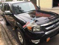 Cần bán Ford Ranger XLT sản xuất năm 2012, màu đen xe gia đình, giá chỉ 310 triệu