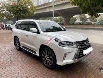 Cần bán xe Lexus LX 570 đời 2018, màu trắng, xe nhập chính chủ