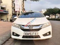 Bán xe Honda City 1.5CVT năm sản xuất 2014, màu trắng chính chủ