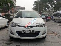 Cần bán Hyundai i20 1.4 AT năm sản xuất 2014, màu trắng, nhập khẩu, giá 375tr