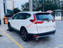 Bán Honda CR V sản xuất năm 2019, màu trắng, nhập khẩu