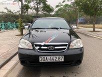 Bán xe cũ Daewoo Lacetti EX 1.6 MT 2008, màu đen