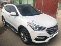 Bán Hyundai Santa Fe 2.2L 4WD năm sản xuất 2018, màu trắng