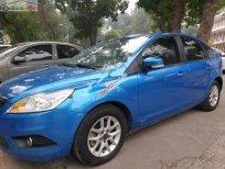 Bán Ford Focus 1.8 AT đời 2010, màu xanh lam chính chủ, 295tr
