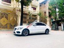 Cần bán Mercedes C200 đời 2017, màu trắng chính chủ