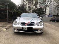 Cần bán gấp Mercedes C240 đời 2005, màu bạc, nhập khẩu nguyên chiếc giá cạnh tranh