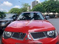 Cần bán lại xe Mitsubishi Triton năm sản xuất 2011, màu đỏ chính chủ, 342tr