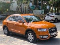 Bán Audi Q3 2013, màu vàng, xe nhập chính chủ, 880 triệu