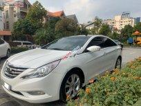 Cần bán xe Hyundai Sonata 2.0 AT năm sản xuất 2010, màu trắng, nhập khẩu, giá 515tr