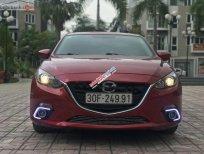 Cần bán xe Mazda 3 1.5 AT sản xuất 2016, màu đỏ