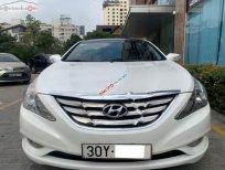 Cần bán xe Hyundai Sonata 2.0 AT năm 2010, màu trắng, xe nhập, giá tốt