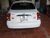 Cần bán lại xe Daewoo Lanos năm 2003, màu trắng giá cạnh tranh