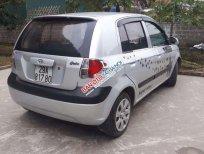 Cần bán lại xe Hyundai Getz MT sản xuất 2009, màu bạc, nhập khẩu