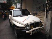 Xe Ssangyong Korando đời 2005, màu trắng, xe nhập