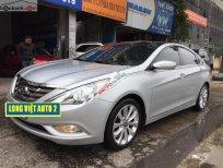 Cần bán xe Hyundai Sonata 2.0 AT đời 2012, màu bạc, nhập khẩu nguyên chiếc chính chủ, giá tốt