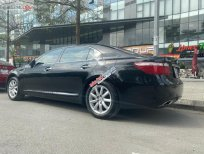 Cần bán gấp Lexus LS 460 đời 2008, màu đen, nhập khẩu nguyên chiếc
