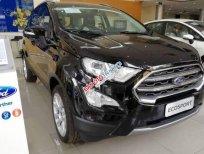 Cần bán Ford EcoSport 1.5 Titanium năm sản xuất 2020, màu đen